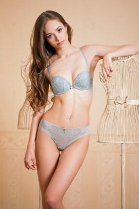 Sexy Modedesignerin