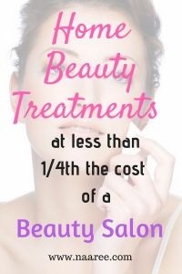 Be your own beautician with these home beauty treatments