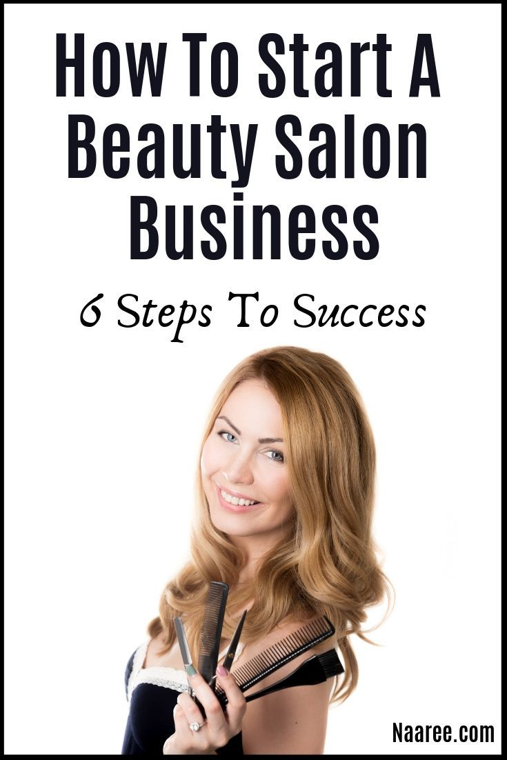 How To Start A Beauty Salon Business