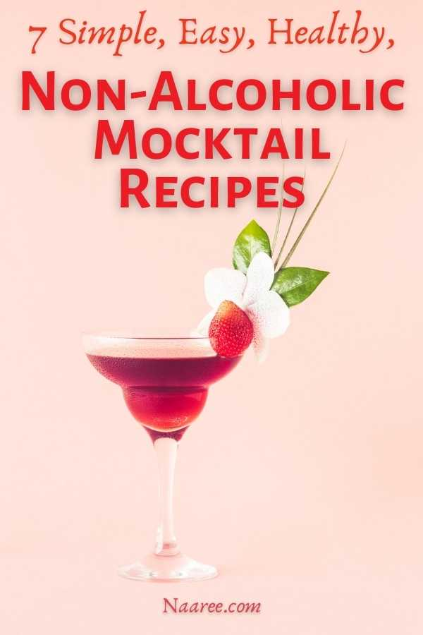 Non-Alcoholic Mocktail Recipes