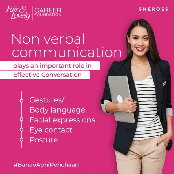 Non Verbal Communcation