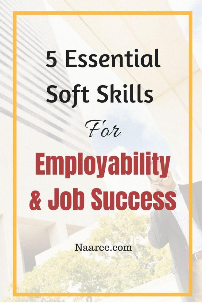 Soft Skills For Employability