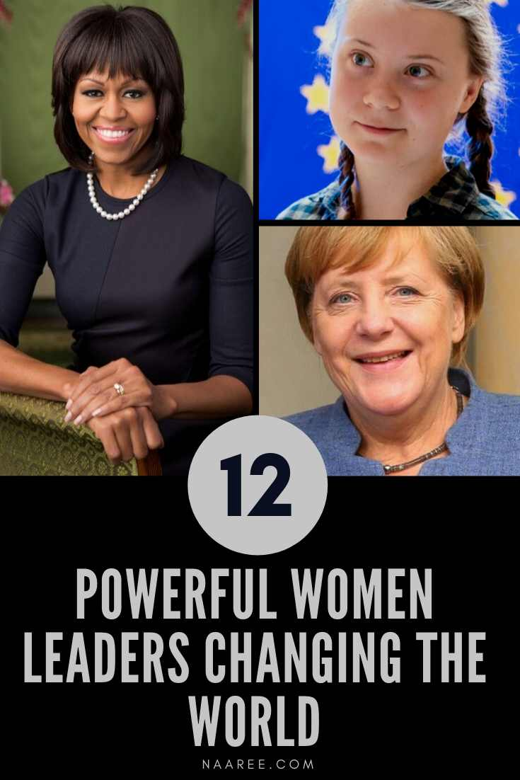 Powerful Women Leaders
