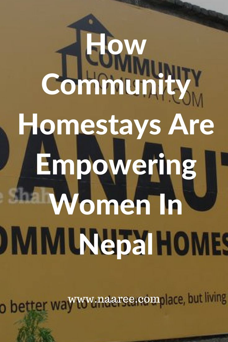 For a responsible and authentic travel experience in Nepal, you can't beat a Community Homestay. You will learn how people in Nepal actually live and help them generate economic opportunities from their very own houses and their unique culture. #Nepal #homestay #responsibletravel
