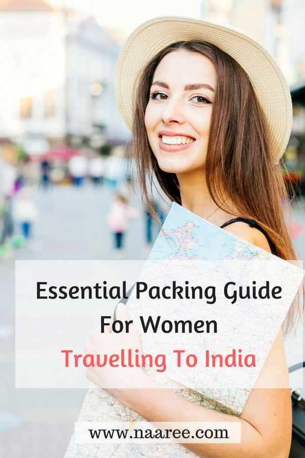 Women's Travel Clothes For India