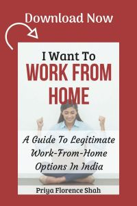 I Want To Work From Home - A Guide To Legitimate And Real Work From Home Options In India