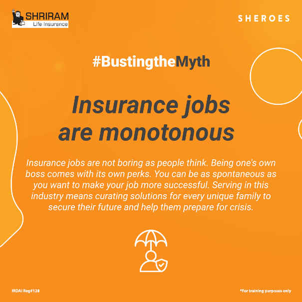 Insurance Jobs Myth