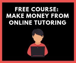 Free Online Tutoring Jobs Course