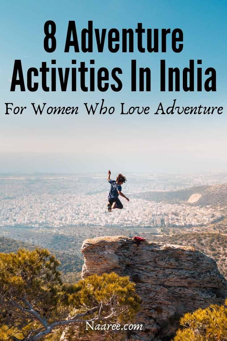 Adventure Travel In India