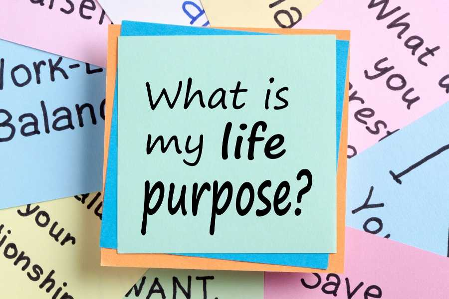 find your purpose test
