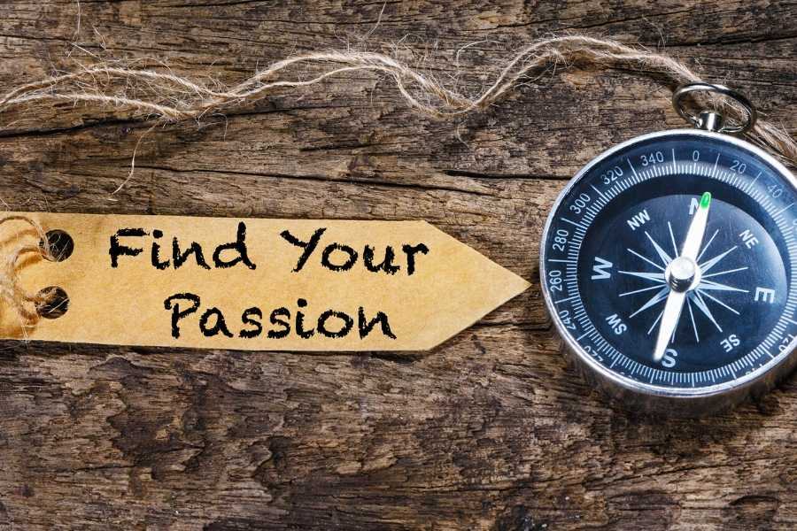 how to find my passion quiz
