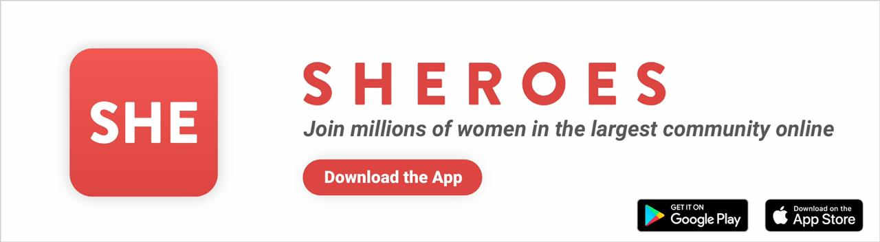 Download Sheroes Only-Women App