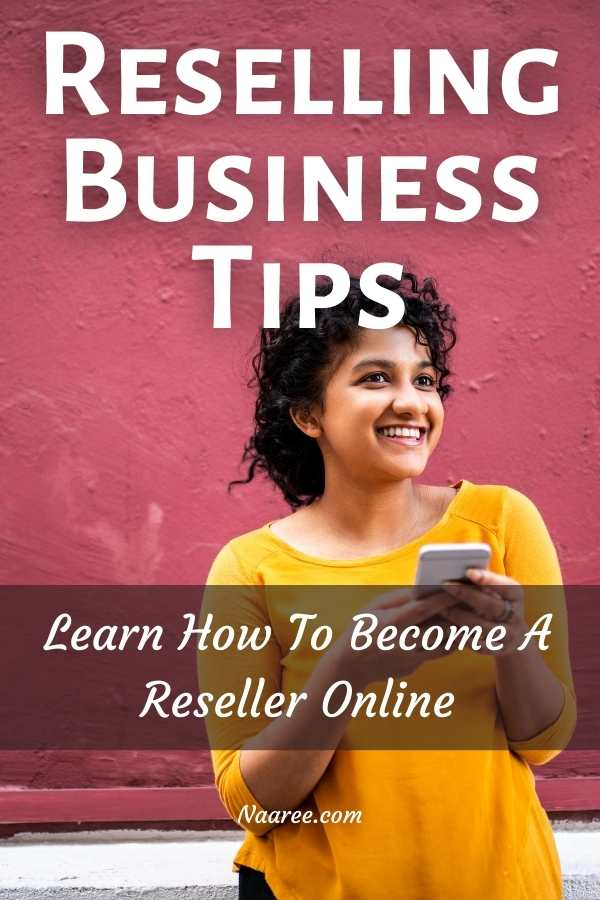 Reselling Business Tips