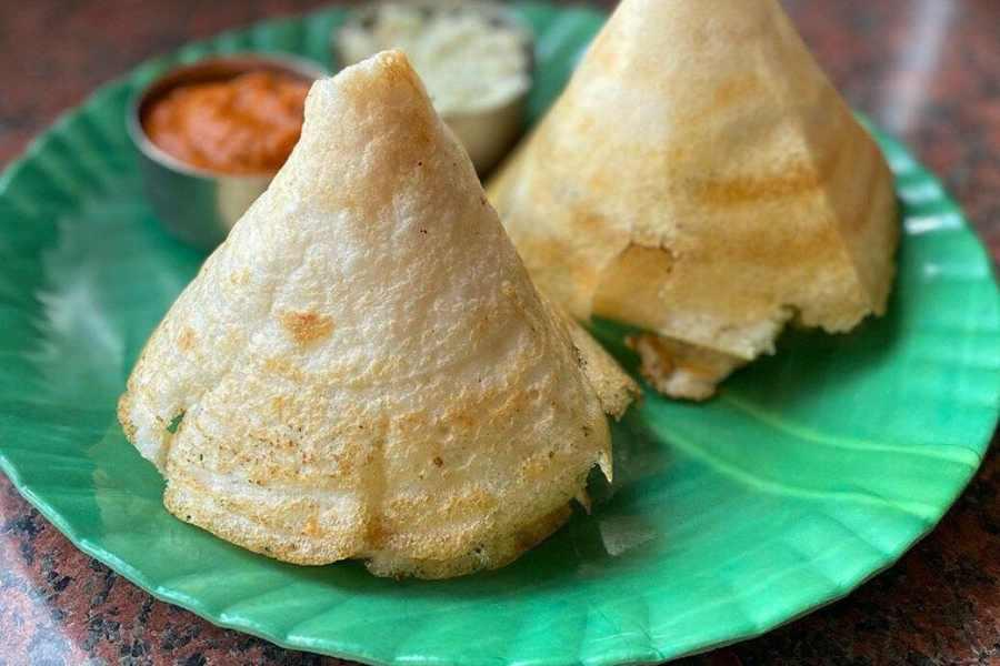 South Indian dosa recipe