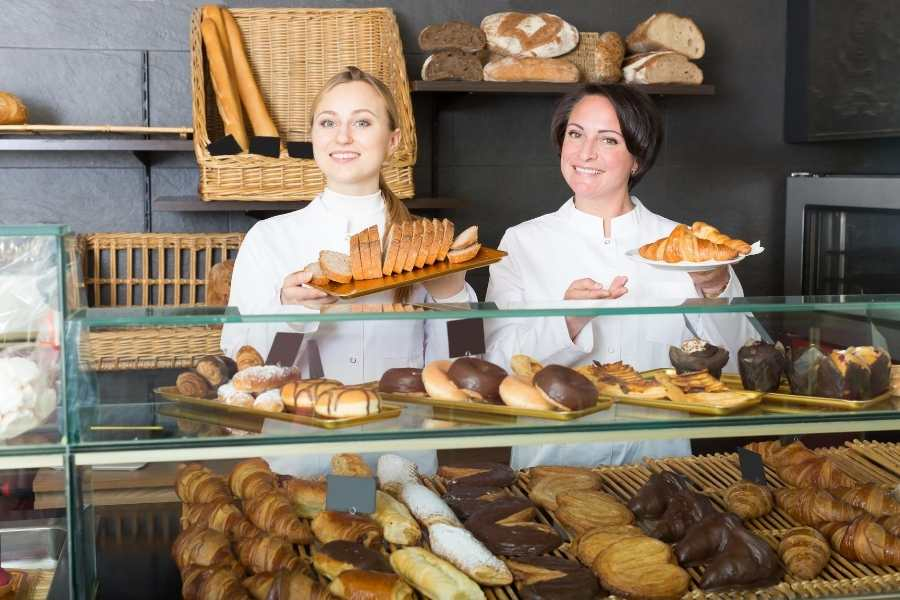 pastry shops baking business