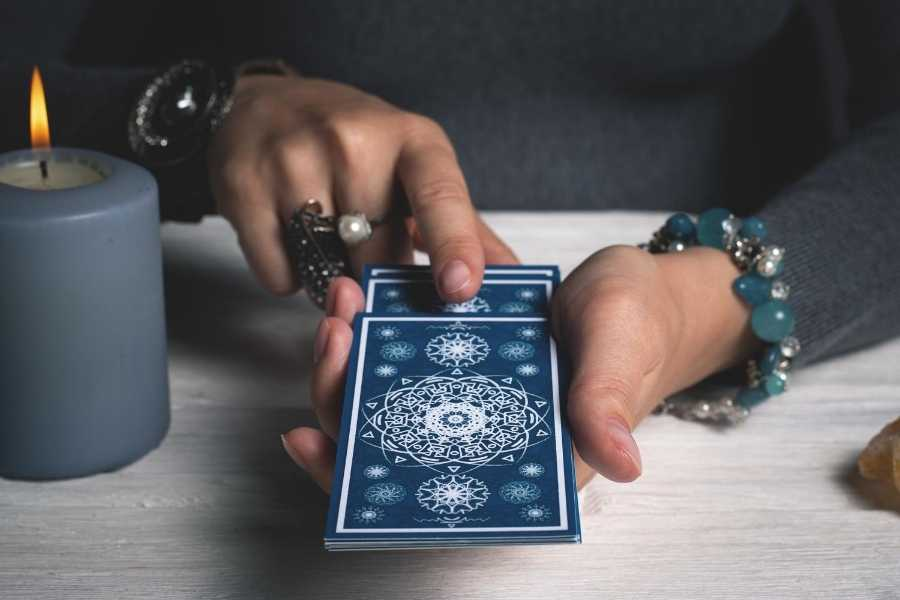 tarot card career