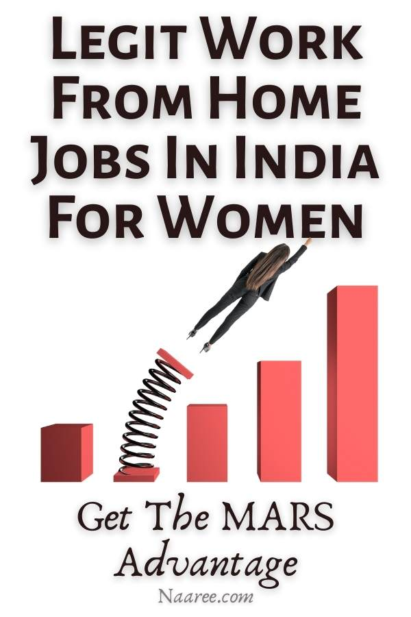 work from home jobs in India for women