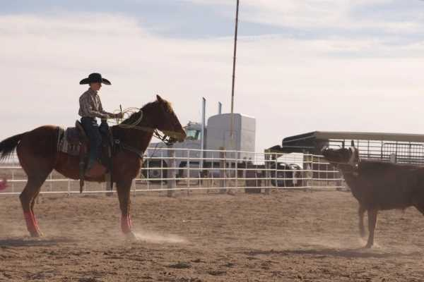 Cowboy Up - good inspirational movie for kids