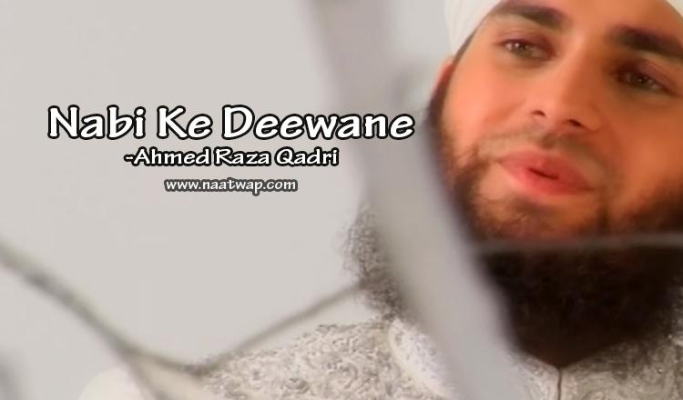 Nabi Ke Deewane By Ahmed Raza Qadri