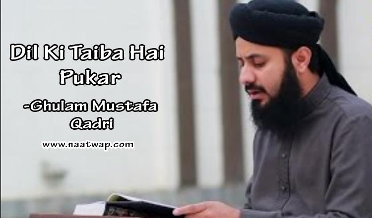 Dil Ki Taiba Hai Pukar By Ghulam Mustafa Qadri