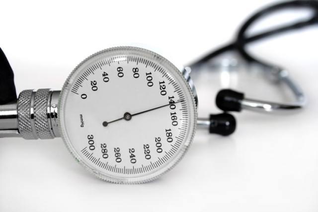청진기와혈압계