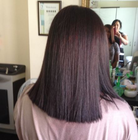 Permanent Hair Straigtnening And Rebonding In Local Area