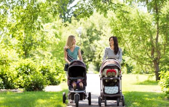 #MommyTalks   When Two Moms Talk