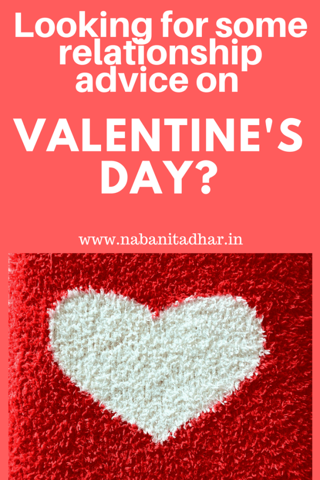 Looking for some relationship advice on Valentine's Day? #Relationships #ValentinesDay #Love