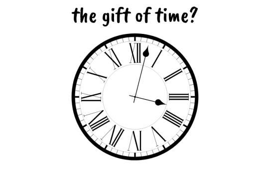 Why Women Don't Have The Gift of Time?
