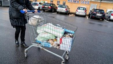 صورة الشرطة: لا مبرر لذعر التسوق في عطلة عيد الفصح