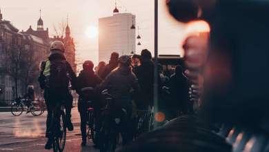 صورة سكان كوبنهاجن الأكثر مخالفة للتعليمات الصحية الحالية