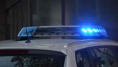 صورة الشرطة تطارد وتوقف سيارة يقودها مراهق (14 عام) في جنوب يولاند