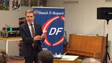 صورة خلافات متصاعدة في صفوف حزب الشعب الدنماركي