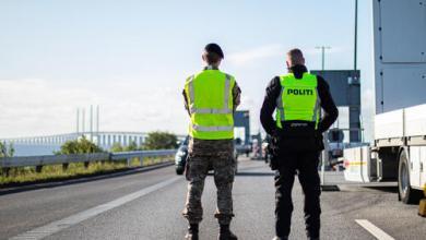 صورة تخفيف الرقابة على الحدود البرية مع ألمانيا والسويد