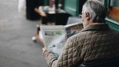 صورة وفيات كورونا في دور المسنين تبلغ 40% من ضحايا الفايروس في الدنمارك