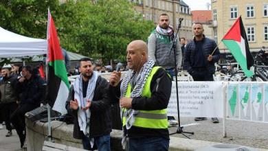 صورة استمرار الفعاليات التضامنية مع فلسطين في الدنمارك
