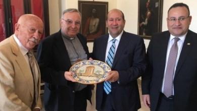 السفير المصري بروما تعاون بين الإسكندرية وجنوة في التعليم والسياحة