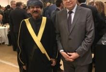 معالي السفير موسي بن جعفر بن حسن