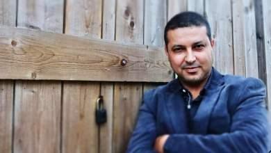 الشاعر أحمد حضراوي
