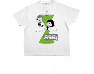 Get Out of My Universe