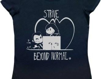 Strive Beyond Normal
