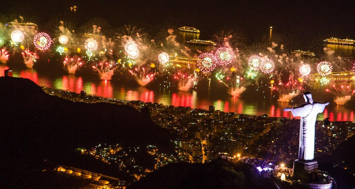 Le tradizioni del Reveillon brasiliano