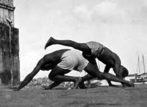 capoeira capa