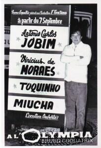 Jobim all'Olympia