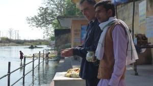 Arnaldo Antunes in India