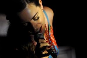 Retrato Luzia Dvorek - Tom Jazz - São Paulo - 07.11.2012 por Rogério Stella/CBIPRESS