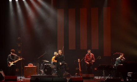 Arnaldo Antunes registra un nuovo dvd dal vivo a Lisbona