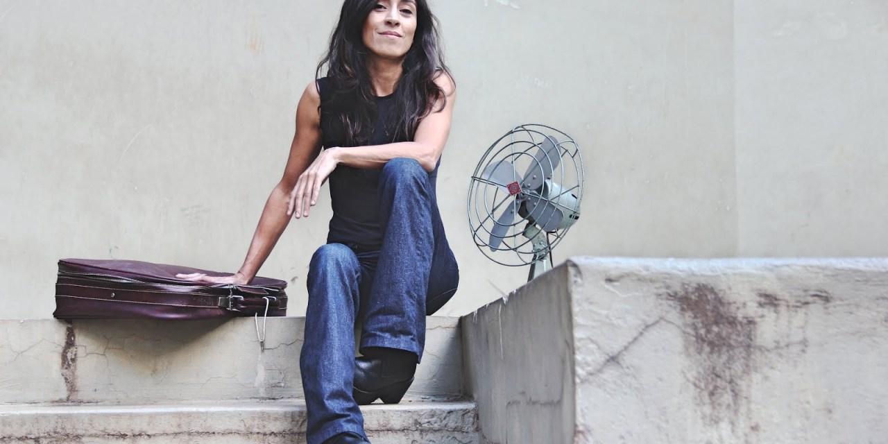 Kika naviga nel mare della buona musica brasiliana con Navegante