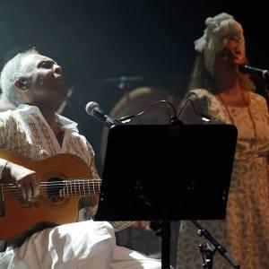 Gilberto Gil e Graça Reis