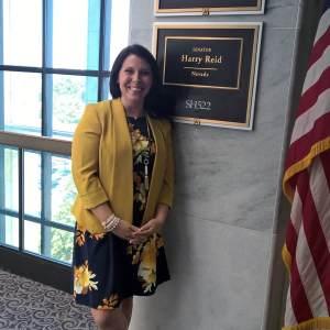 advocate at Senator's office